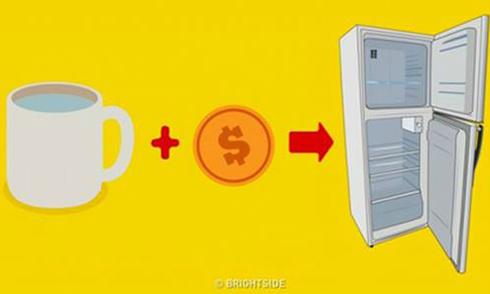 Lý do bạn nên đặt một đồng xu vào tủ lạnh trước khi ra khỏi nhà