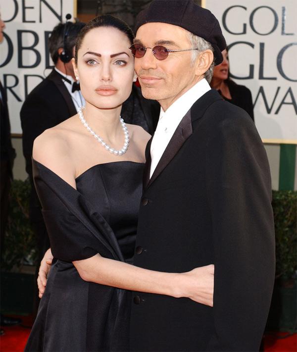 Jolie và chồng cũ, Billy Bob Thornton.