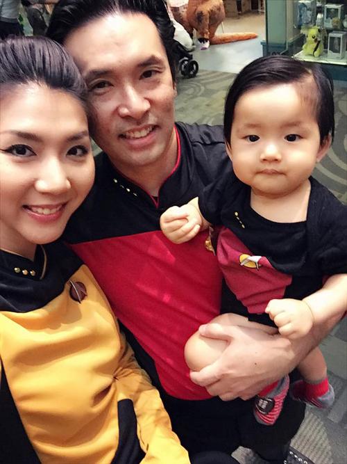 Cũng có tin đồn hôn nhân của Ngọc Quyên rạn nứt. Tuy nhiên, cả hai vẫn hạnh phúc và sự ra đời của cậu con trai Jiraiya càng giúp cho tình cảm vợ chồng thêm mặn nồng.