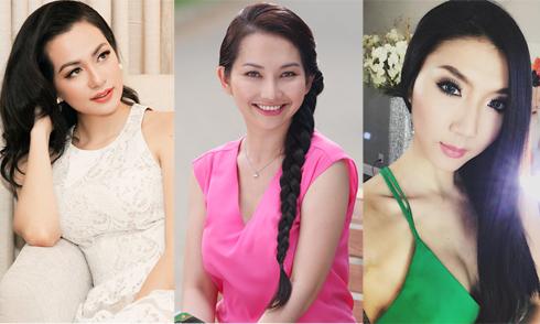 Những người đẹp Việt theo chồng sang Mỹ định cư