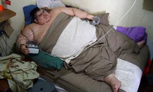 Người đàn ông 500 kg lần đầu rời khỏi nhà sau 6 năm