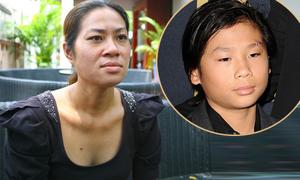 Mẹ ruột Pax Thiên lên tiếng về tin đồn 'đòi lại con'