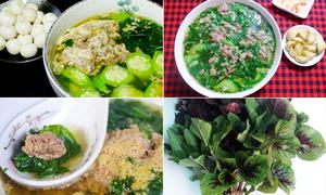 Bạn có biết canh cua nấu với rau gì ngon?