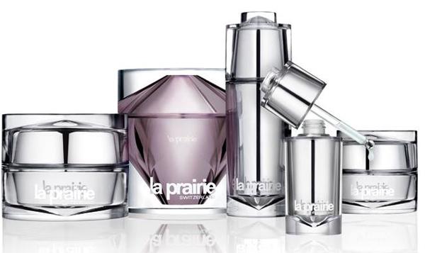 La Prairie Cellular Cream Platinum.