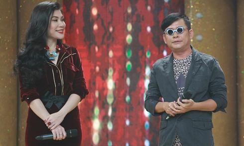 Tấn Beo tiết lộ từng yêu Uyên Trang 10 năm trước