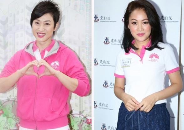 Lương Tiểu Băng và Hoa hậu Hong Kong 1989 Trần Pháp Dung bất đồng quan điểm nên chỉ trích nhau thậm tệ trên các mặt báo.