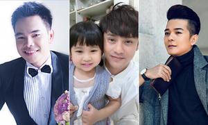 3 nam ca sĩ Việt trốn showbiz để toàn tâm toàn ý cho gia đình