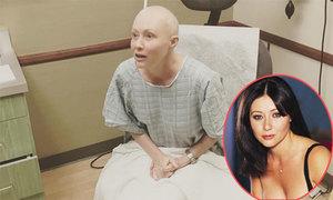 Nữ diễn viên 'Phép thuật' tiều tụy khi điều trị ung thư vú