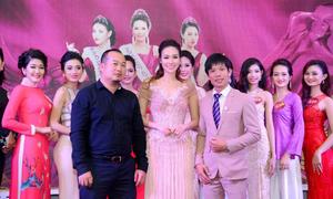 Hoa hậu Quý bà Kim Nguyễn tham gia đấu giá từ thiện