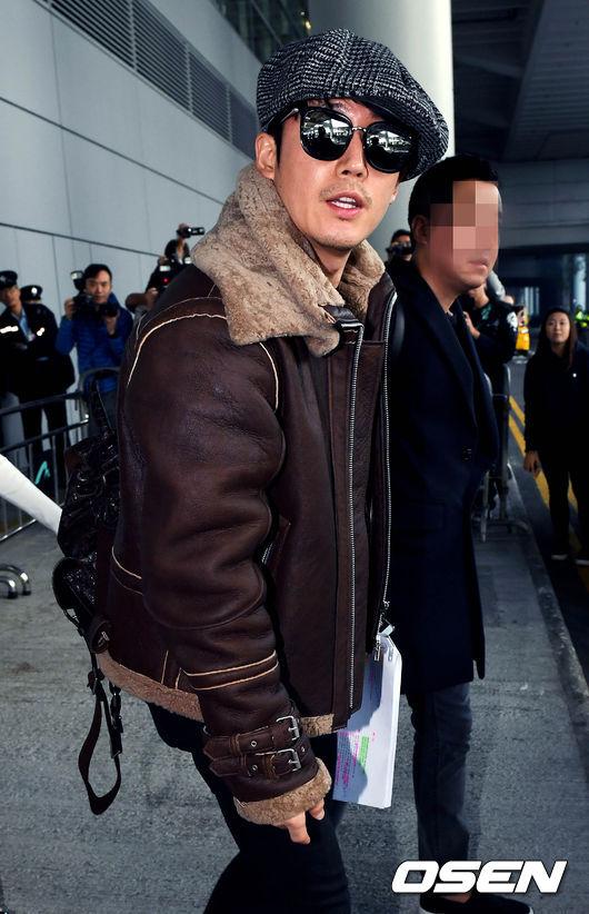 Tài tử Jang Hyuk.