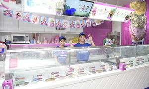 Baskin Robbins bán viên kem 15.000 đồng mừng sinh nhật