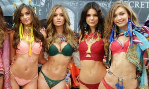 Những con số ấn tượng của Victoria's Secret show 2016