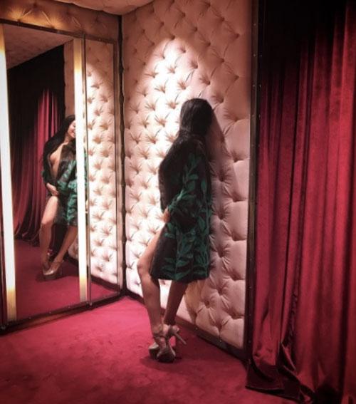 Hình ảnh đăng tải trên trang cá nhân củaGeorgina Rodriguez