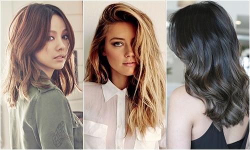 6 kiểu tóc được ưa chuộng nhất năm 2016