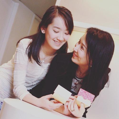 Con gái 16 tuổi Ashley của diễn viên