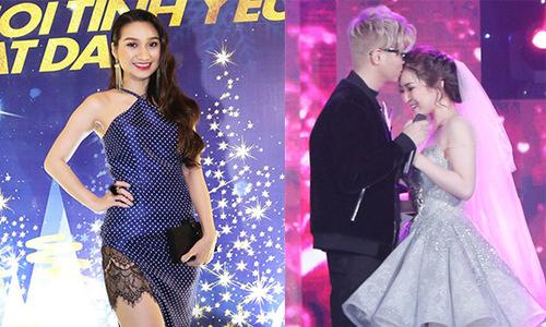 Hai người yêu cũ xuất hiện trong liveshow Bùi Anh Tuấn