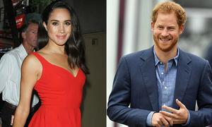Hoàng tử Harry và bạn gái mỗi người một nơi dịp Giáng sinh