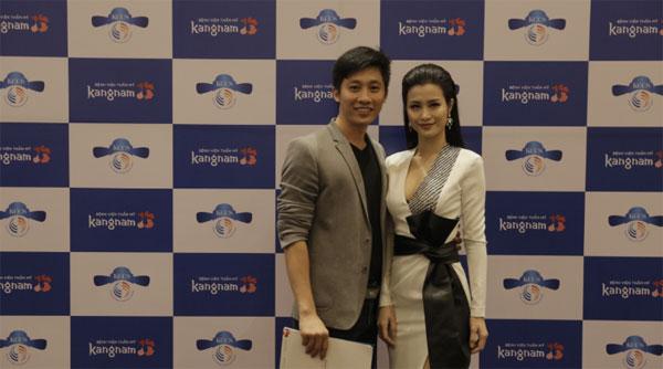 Chương trình có sự tham gia của ca sĩ Đông Nhi.