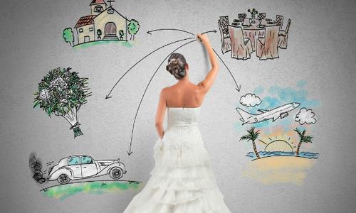 Bí quyết giúp bạn chuẩn bị đám cưới trọn vẹn