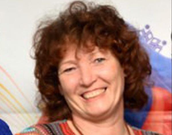 bà Lyubov Yakovleva, nạn nhân của vụ tấn công. Ảnh: