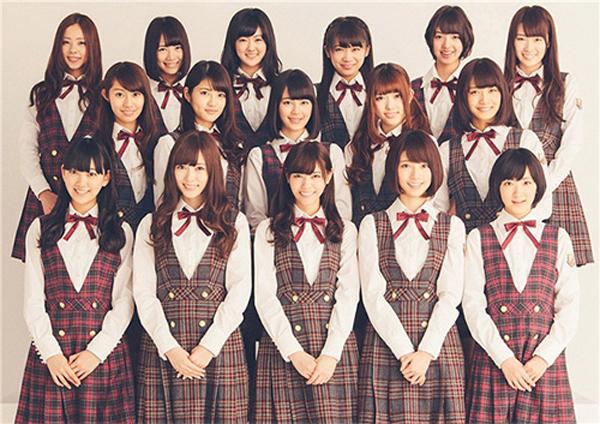 Các thành viên nữ trong nhóm nhạc Nanami Hashimoto, sinh năm 1993 là thành viên thuộc lứa đầu tiên của nhóm nhạc Nogizaka46,