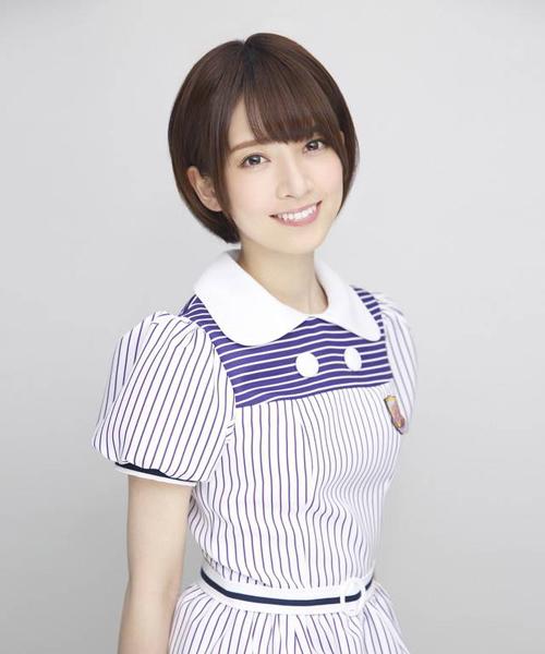 Nanami Hashimoto, sinh năm 1993 là thành viên thuộc lứa đầu tiên của nhóm nhạc Nogizaka46,