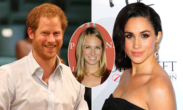 On November 2, a source told HELLO! that Prince Harry and Meghan got together in July after meeting through the fashion designer wife of one of the royals school friends. Misha Nonoo, who reportedly recently separated from old Etonian Alexander Gilkes, is a close friend of the Suits star and holidayed with her in Spain over the summer. The New York-based designer is very well connected in royal circles and counts Harrys cousin Princess Eugenie among her friends since her time working for Alexanders upmarket Paddle8 Auction firm in the US. Harry is known to be very close to Eugenie, who also remains friendly with his last serious girlfriend, Cressida Bonas.