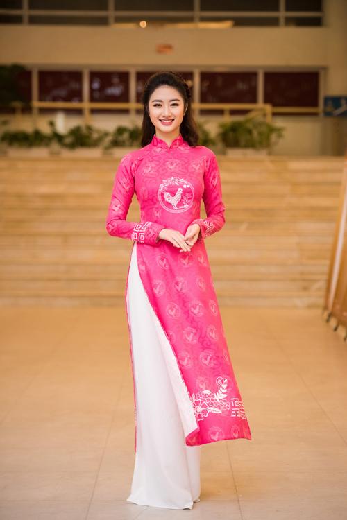 Sau khi trở thành Hoa hậu, Thu Ngân ít tham gia các hoạt động showbiz vì còn quay lại Thụy Sĩ để hoàn thành nốt việc học. Dịp này, cô ở Việt Nam để đoàn tụ với gia đình đón năm mới.