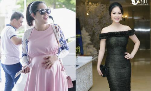 Dương Cẩm Lynh giảm 7kg trong 10 ngày