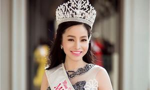 Nguyễn Hạ My trở thành Hoa hậu Người Việt thế giới