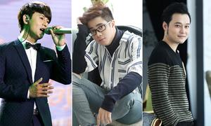 3 nam ca sĩ bất ngờ tái xuất showbiz trong năm 2016