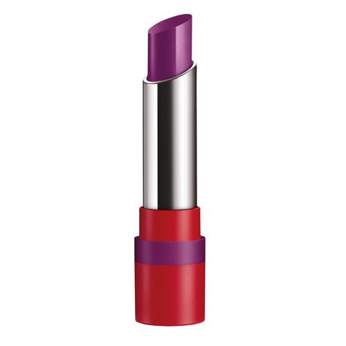 Rimmel The Only 1 Matte Lipstick Nếu mê mẩn những màu son đậm, hãy thử dòng son lỳ của Rimmel.