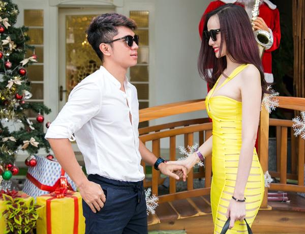 duong-yen-ngoc-mac-sexy-sanh-doi-nhac-si-luong-bang-quang-1