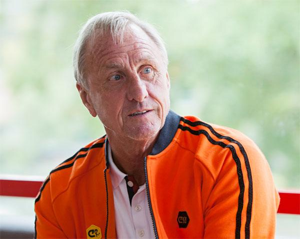 Huyền thoại Johan Cruyff qua đời vì ung thư phổi,