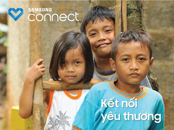 ra-mat-du-an-samsung-connect-ket-noi-yeu-thuong