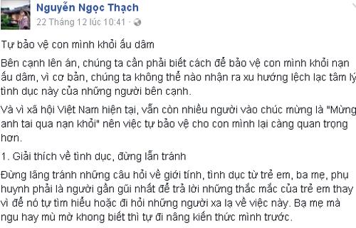 nguyen-ngoc-thach-chia-se-cach-tu-bao-ve-con-minh-khoi-au-dam