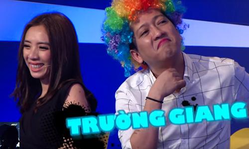 Trường Giang, Thu Trang trổ tài đoán tên nghệ sĩ qua giọng hát
