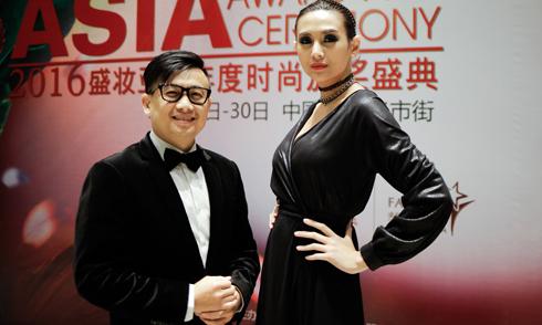 Hoàng Yến, Don Hậu hội ngộ tại Fashion Asia Award