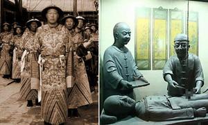 Bảo tàng thái giám rùng rợn ở Trung Quốc