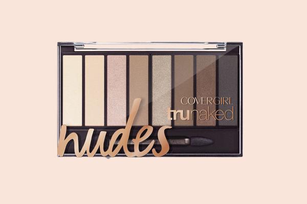 Bảng màu mắt CoverGirls Nudes TruNaked Eye Shadow Palette