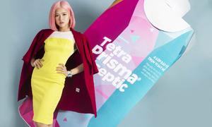 Gu thời trang đa diện, phá cách của Suni Hạ Linh