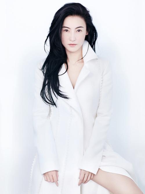 Trương Bá Chi xuất hiện trên tạp chí thời trang và sức khỏe