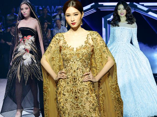 3 tuần lễ thời trang được tổ chức đều đặn hai mùa xuân hè và thu đông, 8 show diễn cá nhân của các nhà thiết kế Việt và các chương trình thời trang chuyên nghiệp đã tạo nên không khí sôi động cho thời trang Việt 2016.