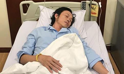 Hoài Linh nhập viện cấp cứu, hủy liveshow