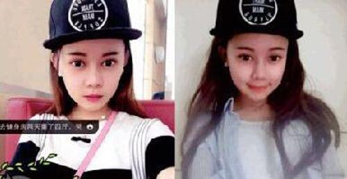 Sau 2 tháng, Wu Yuqing trông đã dễ nhìn hơn rất nhiều.
