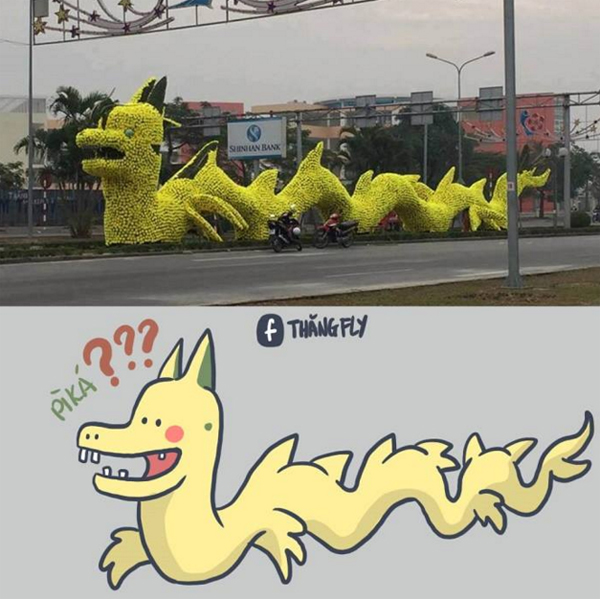 anh-che-con-rong-ky-la-o-hai-phong-tran-ngap-facebook
