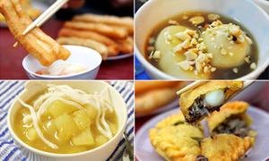 6 món ăn vặt ngày rét tự làm ngon không kém ngoài hàng