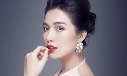 Á hậu Lệ Hằng tân trang nhan sắc trước thềm Miss Universe 2016