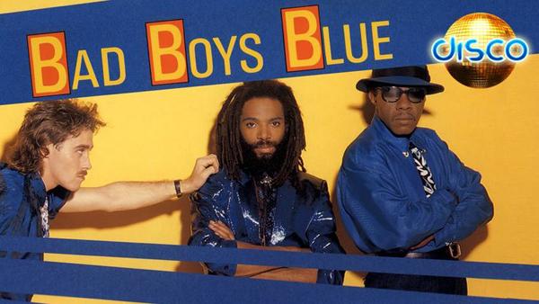 Nhóm nhạc Bad Boys Blue thời đỉnh cao.