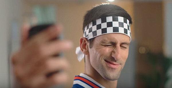 7. Novak Djokovic: 32 million euros.  Featured sponsors: Adidas, Uniqlo, Head, Seiko, ANZ, Peugeot.